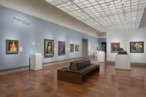 The Bloch Galleries