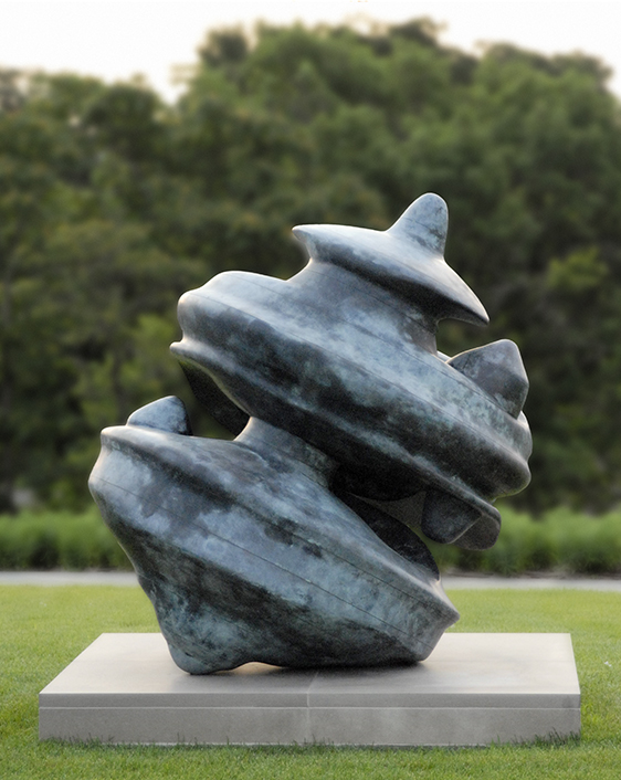Tony Cragg, English (b. 1949). <em>Turbo</em>, 2001.