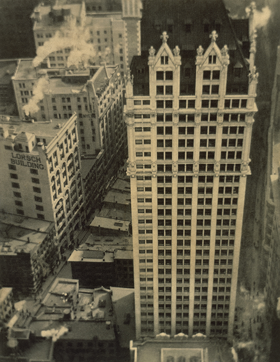 Alvin Langdon Coburn, English (1882-1966). <em>House of a Thousand Windows</em>, 1912.