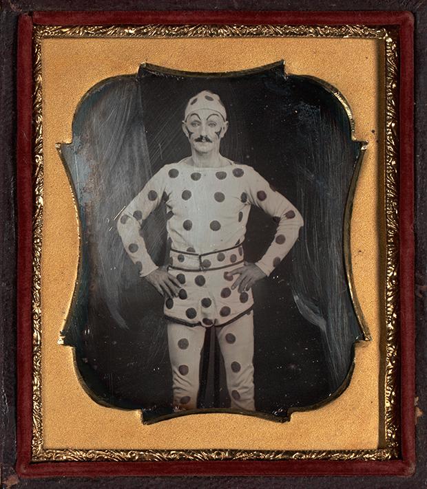 Unknown maker, American. <em>Clown</em>, ca. 1850-1855.