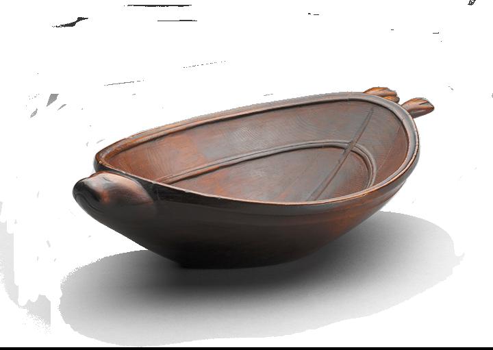 <em>Seal Bowl</em>, ca. 1780-1820.