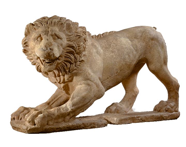 <em>Lion</em>, ca. 325 B.C.E.