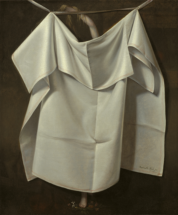 Raphaelle Peale, <em>Venus Rising From the Sea—A Deception</em>, ca. 1822.