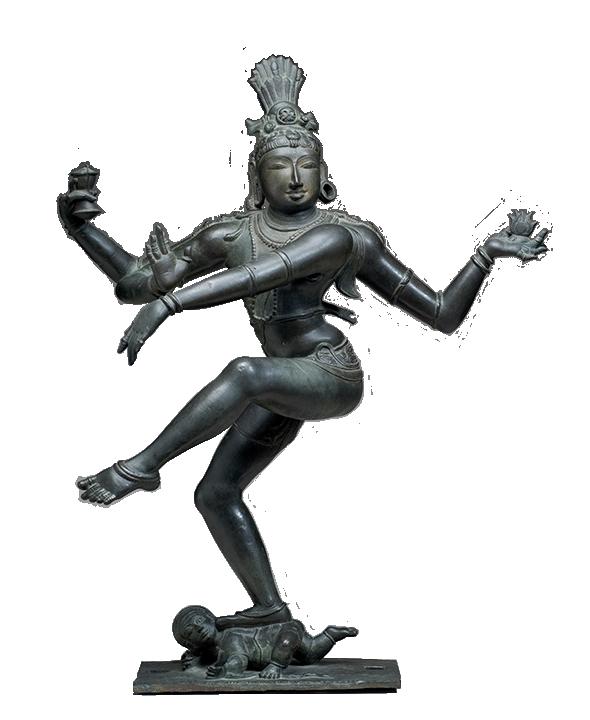 <em>Shiva Nataraja</em>, Indian, Tamil Nadu, 13th century, Chola period (ca. 890-1279).