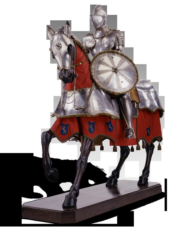 <em>Armor for Man and Horse</em>, Italy (Milan), ca. 1565.