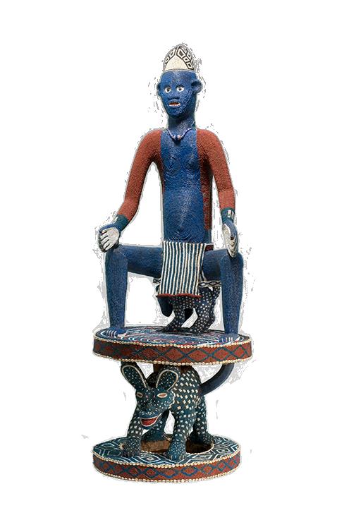 <em>Throne</em>, Cameroon, 19th century.