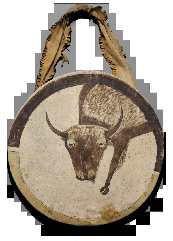 <em>Shield</em>, ca. 1850.